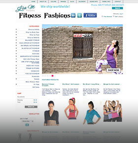 Fitness-Fashions