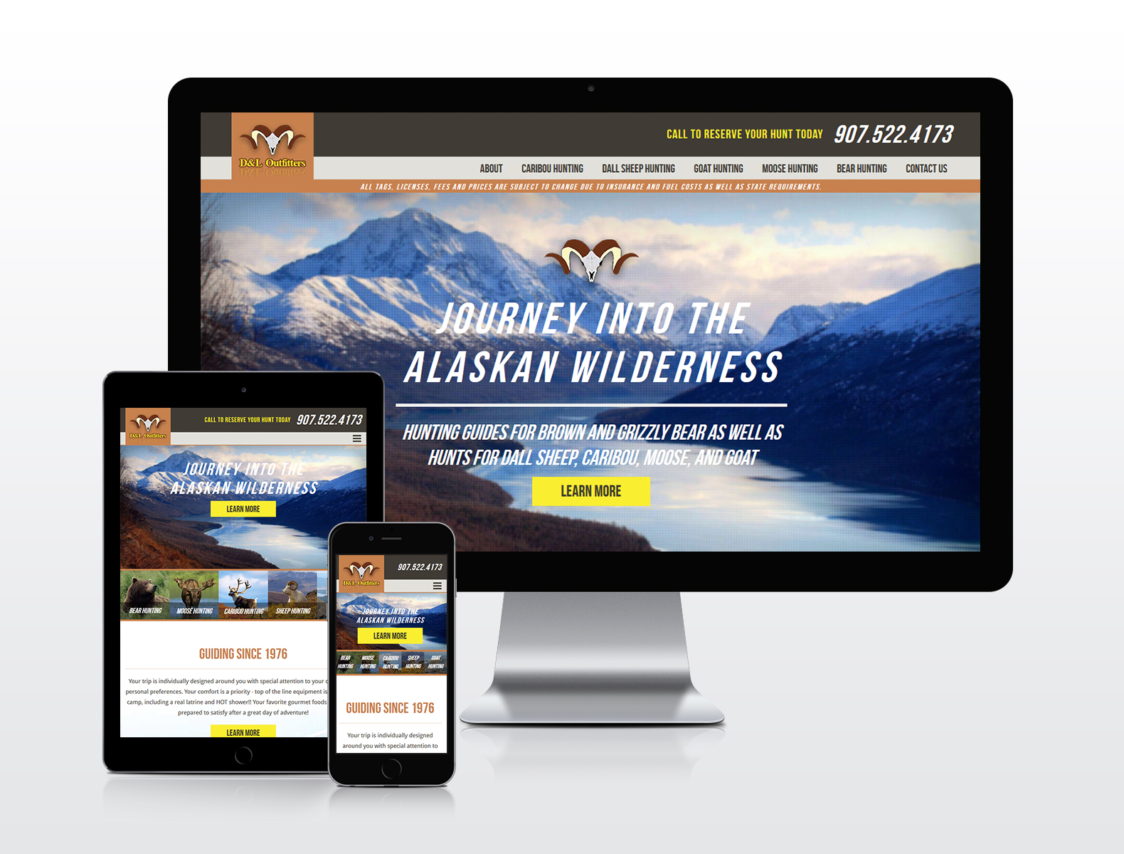 Alaska D&L Outfitters
